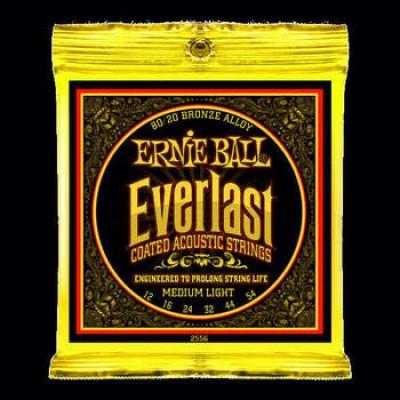 Everlast 2558 Coated 80/20 Bronze Light (11-52)
