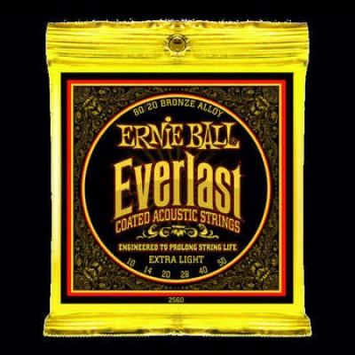 Everlast 2554 Coated 80/20 Bronze Medium (13-56)