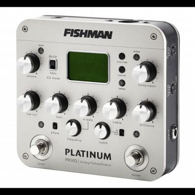 Fishman PRO-PLT-201 Platinum Pro EQ Analog Preamp