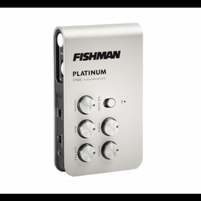 Fishman PRO-PLT-301 Platinum Stage EQ Analog Preamp