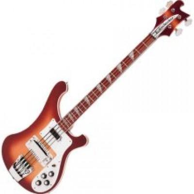 Rickenbacker 4003 Bass Guitar Fireglo