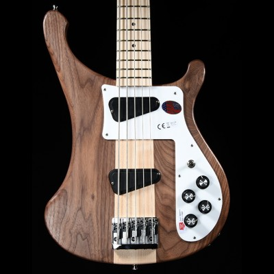 Rickenbacker 4003S5 Walnut 5 String Bass
