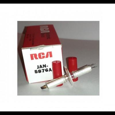 JAN RCA 5876A