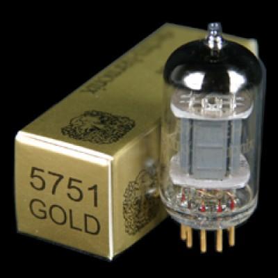 Electro Harmonix 5751EH Gold