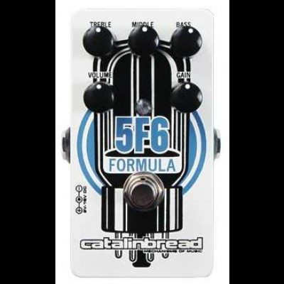 Catalinbread Formula 5F6, Foundation Overdrive