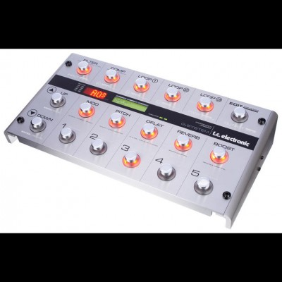 TC Electronic G-System Multi FX