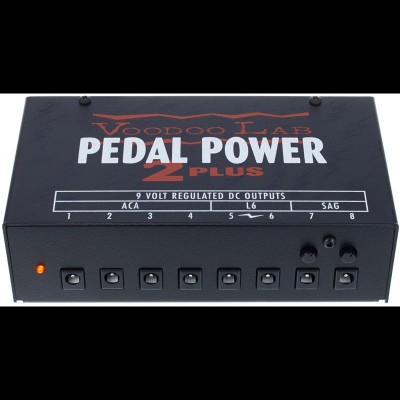 Voodoo Lab Pedal Power 2 Plus VL-PPEX