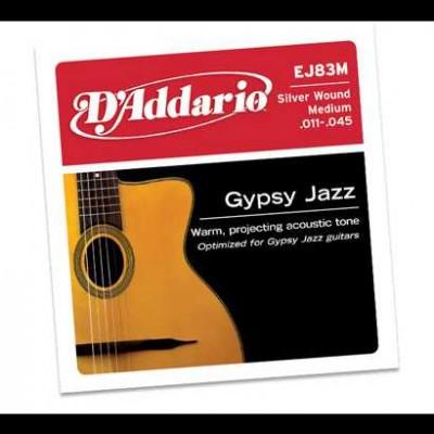 Gypsy Jazz EJ83M Medium 11-45