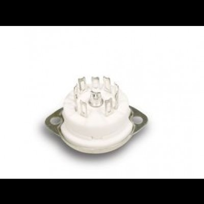 9 PINB,  9 pin Miniature valve socket