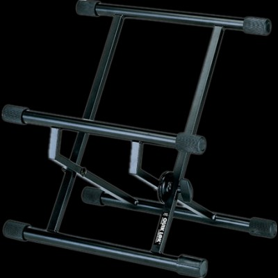 Quick Lok Double Brace Amp Stand BS-317