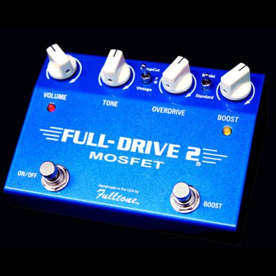 FullDrive2-Mosfet Distortion / Booster