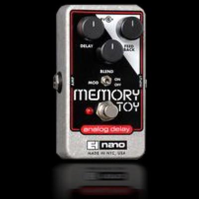 Electro Harmonix Memory Toy Analog Delay Pedal