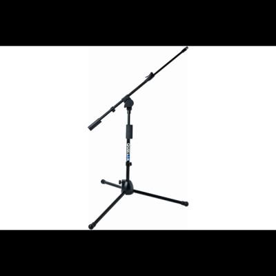 QuikLok A306 Tripod Base Microphone Stand (Telescopic Boom)