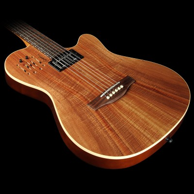 Godin A6 Ultra Koa HG (With Bag)