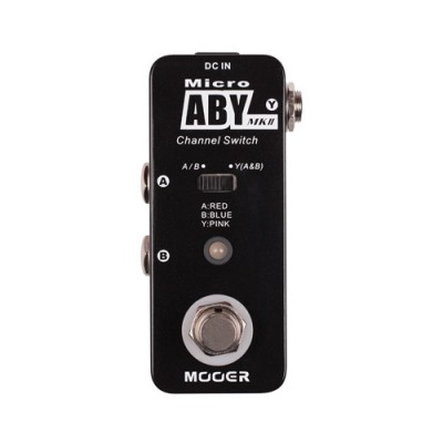 Mooer ABY MK2 Channel Switcher