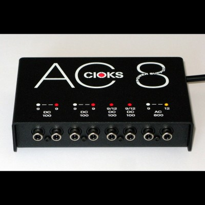 AC8 Power Supply