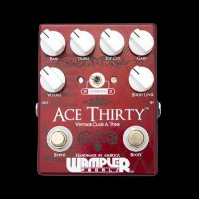 Wampler Thirty Sometihng Guitar Overdrive Pedal