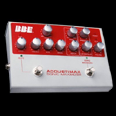 BBE Acoustimax, Acoustic Guitar Preamp