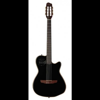 Godin ACS Nylon Slim (Black Pearl) with bag