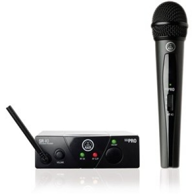AKG WMS 40 Mini-Vocal-ISM2, Wireless Systems