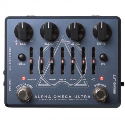 Darkglass Alpha-Omega Ultra Bass Distortion Pedal