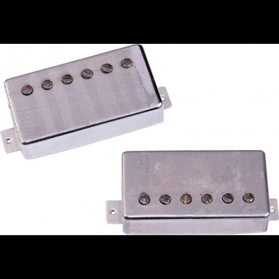 Seymour Duncan Joe Bonamassa Skinner Burst Pickup Set, Aged Nickel