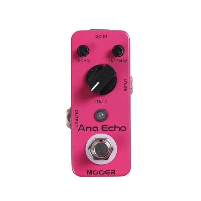Mooer Ana Echo, Analog Delay MAD1