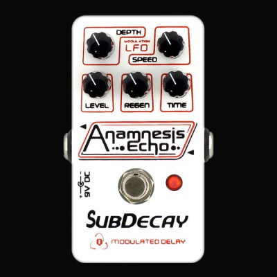 Anamnesis Echo – Modulated Delay