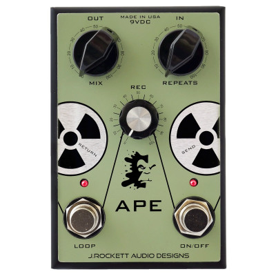 J Rockett APE – Analog Preamp Experiment