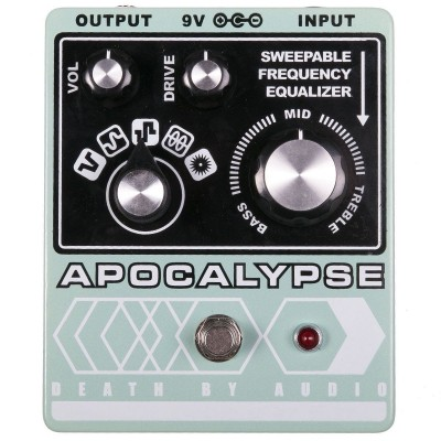 Death By Audio Apocalyspe