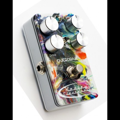 Arlon Prince painted Luna Overdrive