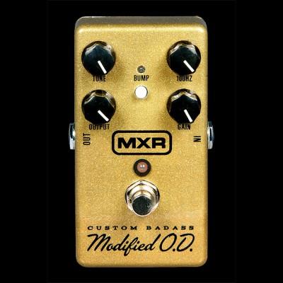 MXR M77-SE Badass Modified Overdrive Pedal