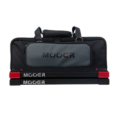 Mooer PB-05 Stomplate Pedal Board and Bag