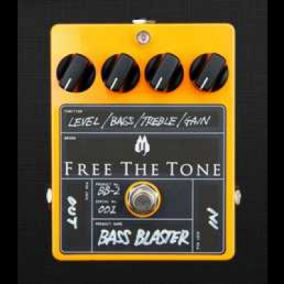 Free The Tone Bass Blaster BB-2