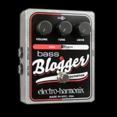 Bass Blogger Distortion
