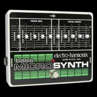 Electro harmonix Bass Micro Synthesizer Analog Microsynth