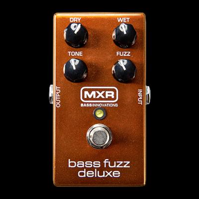 MXR Bass Fuzz Deluxe M84