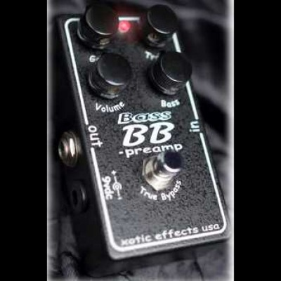 Xotic BB Bass Preamp