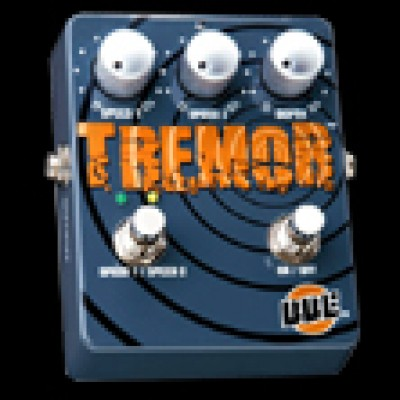 Tremor Tremolo Effects Pedal