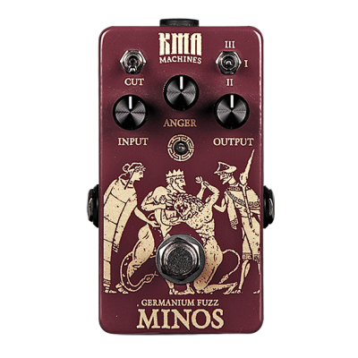 KMA Machines Minos - Germanium Fuzz