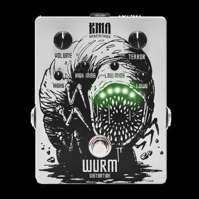 KMA Machines Wurm - Fuzz Distortion