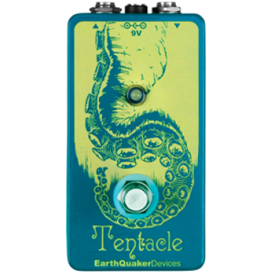 EarthQuaker Devices Tentacle - Octave Up Fx Pedal