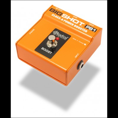 Radial BigShot  PBI Power Booster