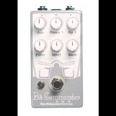 EarthQuaker Bit Commander Octave Synth EQBC