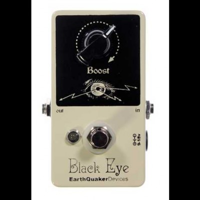 EarthQuaker Devices Black Eye, Clean Boost