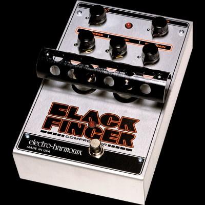 Electro Harmonix Black Finger Optical Valve Compressor