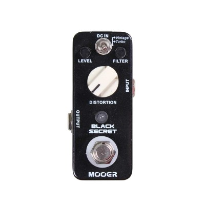 Mooer MDS1 Black Secret Distortion