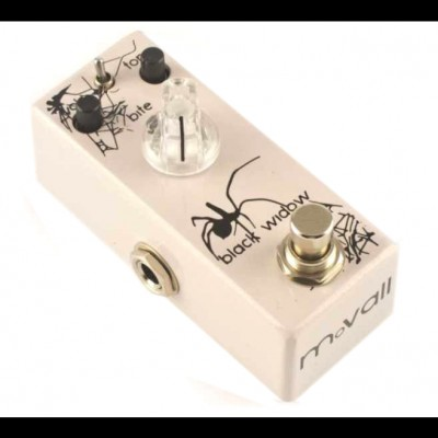 Movall Audio MM-02 Black Widow - Ultimate Overdrive