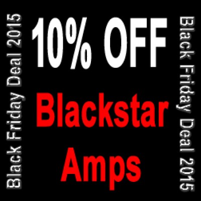 Blackstar Black Friday