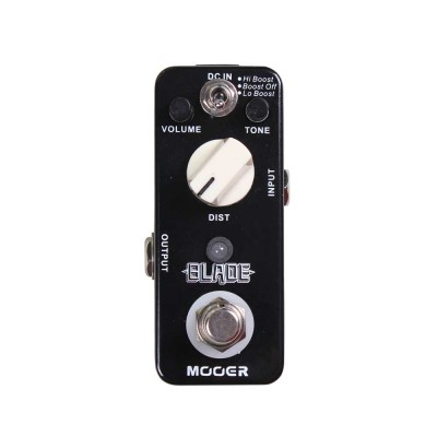 Mooer MMD1 Blade Metal Distortion Pedal